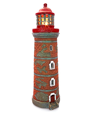 Handmade ceramic lighthouses